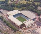 Stadion von Aston Villa F.C. - Villa Park -