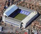 Stadion von Everton F.C. - Goodison Park -