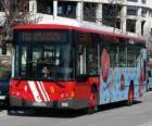 Städtischer Bus