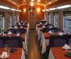 Wagen Zug - Gaststätte -
