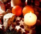 Weihnachten kerzenlicht