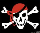 Piratenflagge Jolly Roger