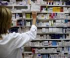Pharmazeutische der Einnahme eines Medikaments
