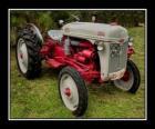 Alte traktor