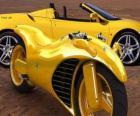 Auto-und Motorrad-Ferrari