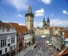Historisches Zentrum von Prag, Tschechische Republik.