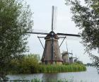 Windmühlen von Kinderdijk, Niederlande
