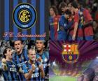 UEFA Champions League Halbfinale 2009-10, FC Internazionale Milano - Fc Barcelona