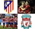 UEFA Europa League, Halbfinale 2009-10, Atlético de Madrid - Liverpool FC