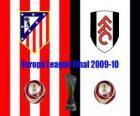 Europa-League-Finale gegen Atletico Madrid 2009-10 FC Fulham