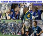 FC. Internazionale Milano Champion of Champions League 2009-2010