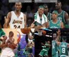 NBA Finals 2009-10, Spiel 2, Los Angeles Lakers 94 - Boston Celtics 103