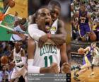 NBA Finals 2009-10, Spiel 4, Los Angeles Lakers 89 - Boston Celtics 96