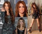 Miley Cyrus Pop-Sängerin