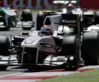 Kamui Kobayashi-Sauber - Silverstone 2010