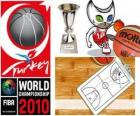 2010 FIBA Basketball-Weltmeisterschaften der Türkei