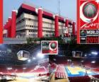 Spor Salonu Pavilion Abdi Ipekci in Istanbul (FIBA 2010 Basketball-Weltmeisterschaften in der Türkei)