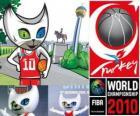 Pet Bascat World Basketball Championship 2010 in der Türkei