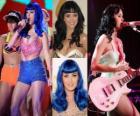 Katy Perry ist eine Sängerin und Songschreiberin.