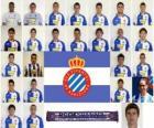 Team von RCD Espanyol Barcelona 2010-11