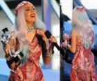 Lady Gaga bei den MTV Video Music Awards 2010
