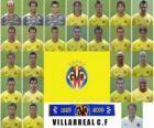 Team von FC Villarreal 2010-11