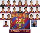 Team des FC Barcelona, 2010-11