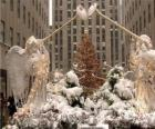Angels im Rockefeller Center