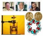 Nobelpreis für Chemie 2010 - Richard Heck, Eiichi Negishi und Suzuki Akira -