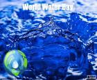 22 März Weltwassertag, wie wichtig das Wasser süß und es nachhaltige Bewirtschaftung der Ressource