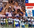 Club Deportivo Universidad Católica Champion National First Division Championship 2010 (CHILE)