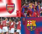UEFA Champions League Achtelfinale von 2010-11, Arsenal FC - FC Barcelona