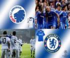 UEFA Champions League Achtelfinale von 2010-11, FC Kopenhagen - Chelsea FC