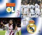 UEFA Champions League Achtelfinale von 2010-11, Olympique Lyon - Real Madrid CF