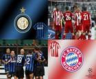 UEFA Champions League Achtelfinale von 2010-11, FC Bayern München FC Internazionale Milano