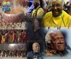 2010 FIFA Presidential Award für Erzbischof Desmond Tutu