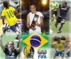 FIFA Women's World Player of the Year 2010 Gewinner Marta Vieira da Silva