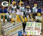 Green Bay Packers NFC Champion 2010-11