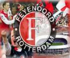 Feyenoord Rotterdam, Fußball-Team der Niederlande