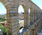 Aquädukt von Segovia, Spanien