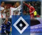 Hamburger SV, der deutschen Fußballnationalmannschaft