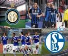 Champions League - UEFA Champions League Viertelfinale 2010-11, FC Internazionale Milano - FC Schalke 04
