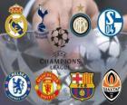 Champions League - UEFA Champions League 2010-11 Viertelfinale