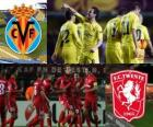 UEFA Europa League 2010-11 Viertelfinale, FC Villarreal - Twente