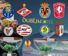UEFA Europa League 2010-11 Viertelfinale