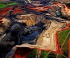 Coal Mine in Südafrika
