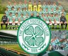 Celtic FC, als Celtic Glasgow bekannt, schottischer Fußballverein