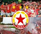 CSKA Sofia, der bulgarischen Fußballnationalmannschaft