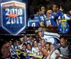 FC Porto portugiesischer Meister Liga 2010-11