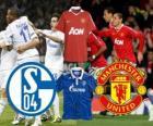 Champions League - UEFA Champions League-Halbfinale 2010-11, FC Schalke 04 - Manchester United